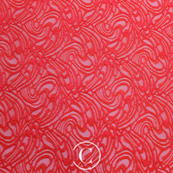 LACE ARCADIA CC FLUORESCENT RED