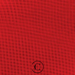 CRINOLINE  CC FLUORESCENT RED IN A BUNDLE