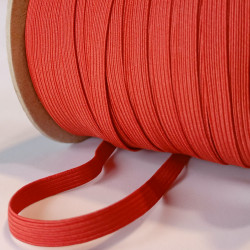 ELASTIC RUBBER RED