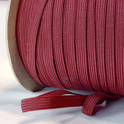 ELASTIC RUBBER RED MAGMA