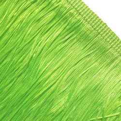 FRINGE APPLE GREEN 30/1,5m