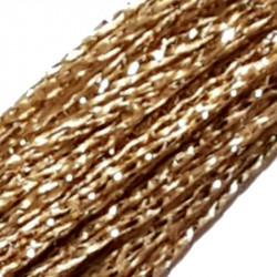 FRINGE METALLIC GOLDEN SHADOW T1 45/0,7m