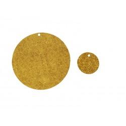 CEKINY MULTIKOLOROWE GOLD