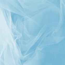 TIUL MIĘKKI CRYSTAL BLUE