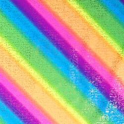 RAINBOW LYCRA